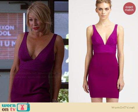 Jay Godrey Yates Dress worn by Ari Graynor on Bad Teacher