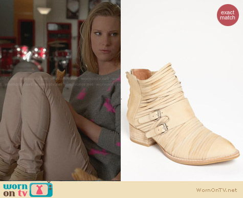 Jeffrey Campbell Isley Boots worn by Heather Morris on Glee
