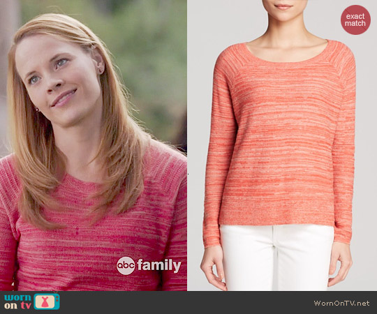 Joie Chavella Marled Sweater worn by Katie Leclerc on Switched at Birth