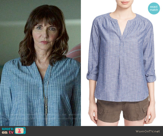 Joie Kalan Top worn by Mary Steenburgen on Last Man On Earth