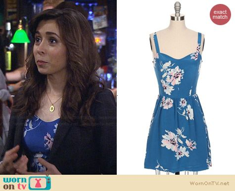 Joie Latelle Dress worn by Cristin Milioti on HIMYM