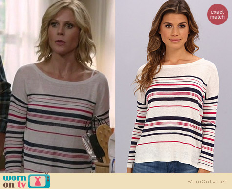 Joie Maine Sweater worn by Julie Bowen on Modern Family