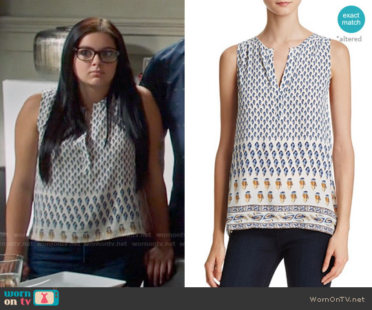Joie Mayra Top worn by Ariel Winter on Modern Family