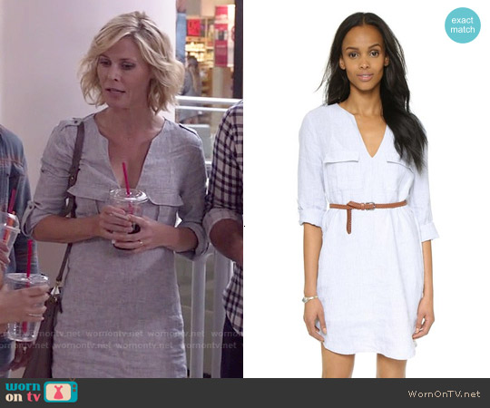 Joie Rathana Dress worn by Julie Bowen on Modern Family