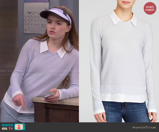 Joie Rika Sweater worn by Kaitlyn Dever on Last Man Standing
