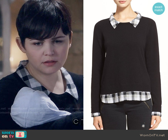Joie Zhen Sweater worn by Ginnifer Goodwin on OUAT