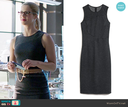 Judith & Charles Gene Dress worn by Emily Bett Rickards on Arrow