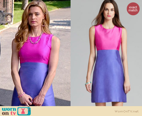 Kate Spade Blakely Dress worn by Brooke D'Orsay on Royal Pains