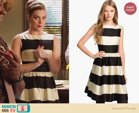 Kate Spade Carolyn Dress worn by Kaitlyn Black on Hart of Dixie