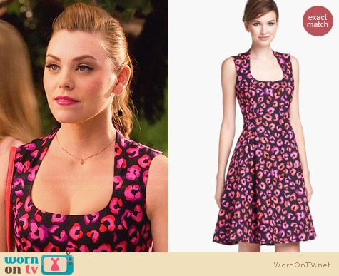 Kate Spade Kimi Dress worn by Kaitlyn Black on Hart of Dixie