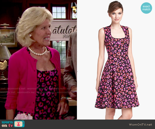 Kate Spade Kimi Dress worn by Alley Mills on The Bold & the Beautiful