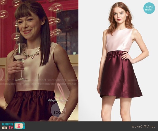 Kate Spade Swift A-Line Dress worn by Tatiana Maslany on Orphan Black