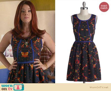 Kensie Viewfinder's Keepers Dress worn by Jillian Rose Reed on Awkward