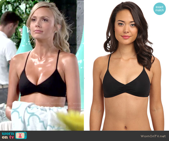 L*Space Wild One Top worn by Melissa Ordway on The Young & the Restless