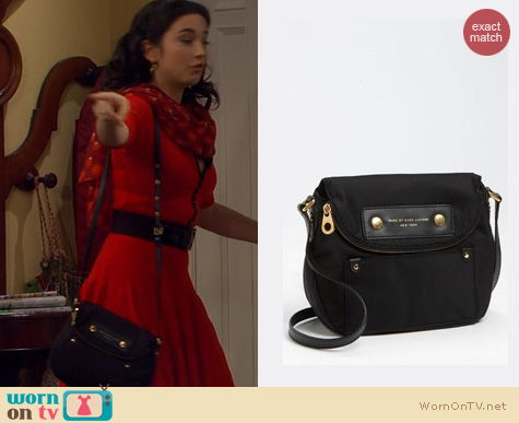 Last Man Standing Fashion: Marc by Marc Jacobs Mini Natasha Bag worn by Molly Ephraim