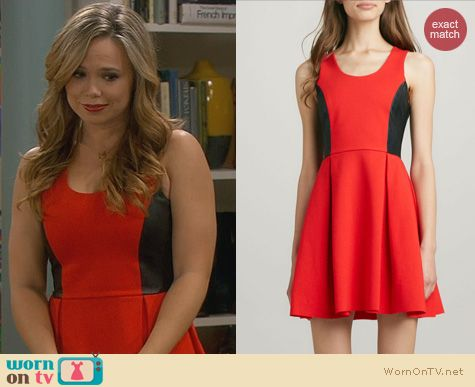 Last Man Standing Clothing: Parker Olivia Dress worn by Amanda Fuller