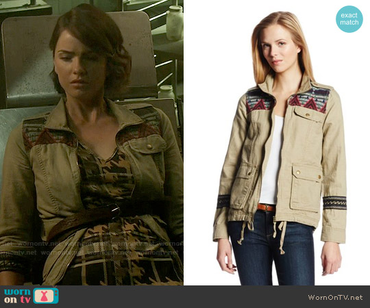 worn by Malia Tate (Shelley Hennig) on Teen Wolf