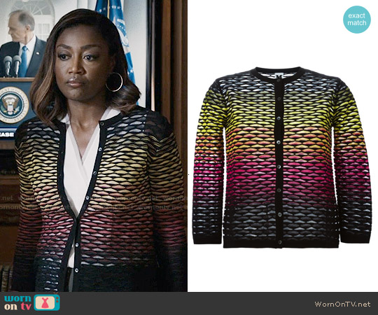 worn by Daisy Grant (Patina Miller) on Madam Secretary