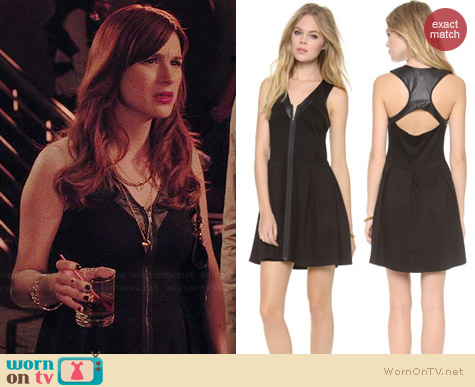 Madison Marcus Cast Dress worn by Aya Cash on You're the Worst