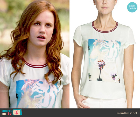 worn by Norrie Calvert-Hill (Mackenzie Lintz) on Under the Dome
