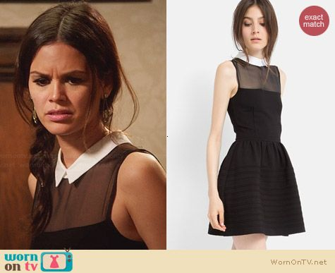 Maje Eponime Dress worn by Rachel Bilson on Hart of Dixie