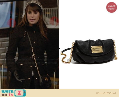 Marc by Marc Jacobs Classic Q Karlie Bag worn by Lea Michele on Glee