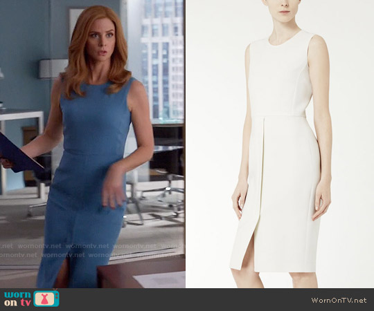 Max Mara Bartolo Dress worn by Sarah Rafferty on Suits