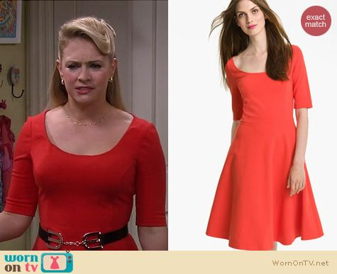 Melissa & Joey Fashion: Kate Spade Jada dress worn by Melissa Joan Hart