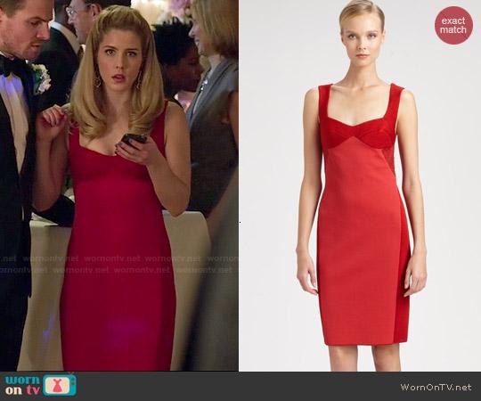 worn by Felicity Smoak (Emily Bett Rickards) on Arrow