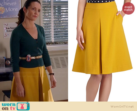 ModCloth Bliss Is The Life Skirt worn by Kristin Davis on Bad Teacher