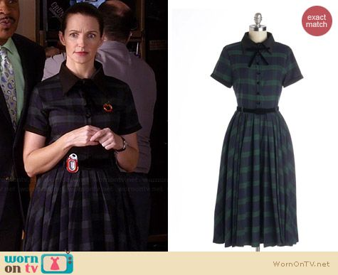 ModCloth Muse Your Instincts Dress worn by Kristin Davis on Bad Teacher