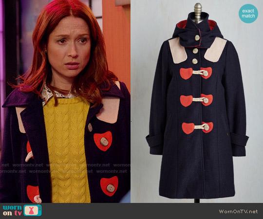 worn by Kimmy Schmidt (Ellie Kemper) on Unbreakable Kimmy Schmidt