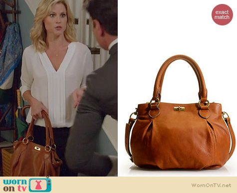 Modern Family Bags: J. Crew Brompton Mini-Hobo worn by Claire Dunphy