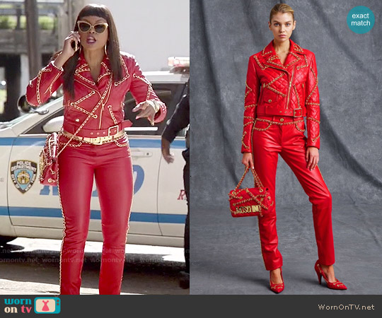 Moschino Resort 2016 Collection Outfit worn by Taraji P. Henson on Empire