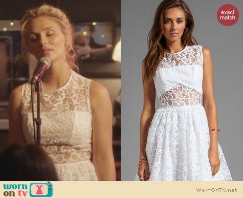 Nashville Fashion: Alexis Finna Dress worn by Claire Bowen