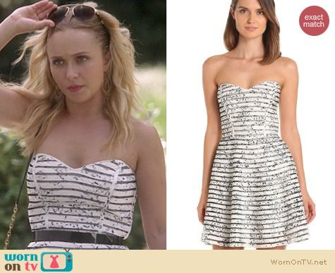 Nashville Fashion: Parker Molly dress worn by Hayden Panettiere