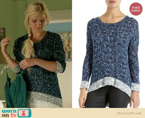Nashville Fashion: Rag & Bone Naomi sweater worn by Clare Bowen