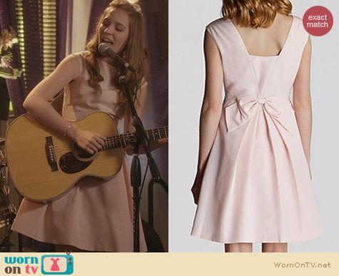 Nashville Fashion Ted Baker Friuli Dress worn by Lennon Stella