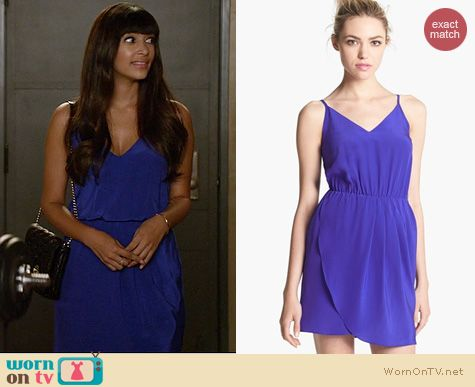 New Girl Fashion: Amanda Uprichard Madison Dress worn by Hannah Simone