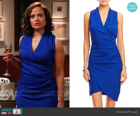 Nicole Miller Stefanie Dress worn by Judy Reyes on Devious Maids