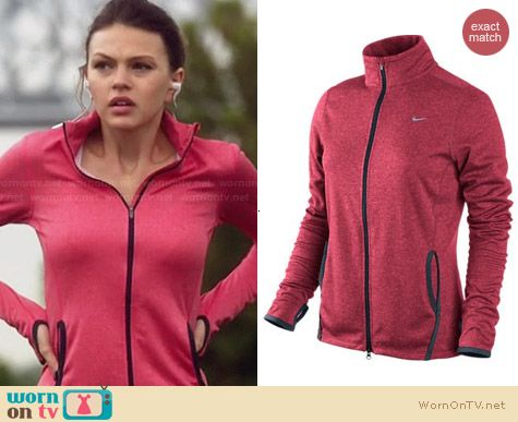 Nike 520334  Jacket worn by Aimee Teegarden on Star-Crossed
