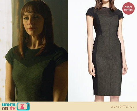 Fashion of Nikita: Judith & Charles Charlotte Dress worn by Melinda Clarke