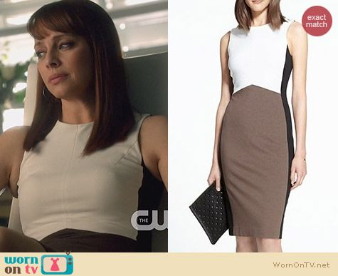 Fashion of Nikita: Judith & Charles Kinsley Dress worn by Melinda Clarke