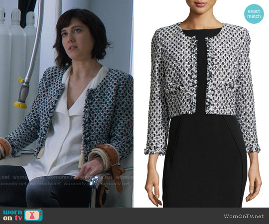 worn by Laurel Healy (Mary Elizabeth Winstead) on BrainDead