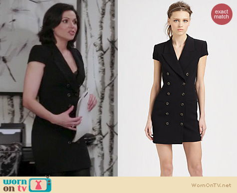 OUAT Fashion: Rachel Zoe 'Natalie' dress worn by Lana Parilla