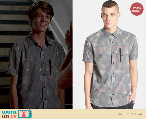 Ourcaste Nick Shirt worn by Colin Ford on Under the Dome