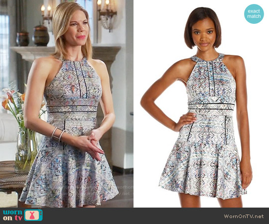 Parker Brady Dress worn by Mariana Klaveno on Devious Maids