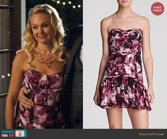 Parker Britney Dress worn by Laura Bell Bundy on Hart of Dixie
