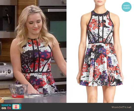 Parker Hudson Dress worn by Emily Osment on Young & Hungry