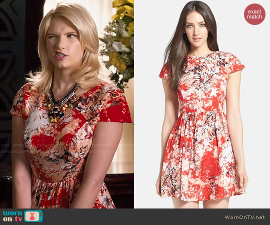 Parker Kinley Dress worn by Claudia Lee on Hart of Dixie